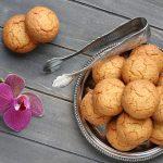 Ciasteczka z kardamonem w ajurwedyjskim stylu