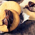 Ciasteczka orzechowo-nugatowe