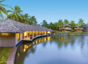 Hotel Coco Lagoon w Kerali