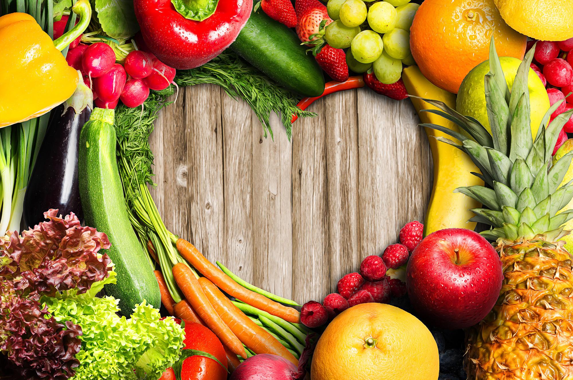 Warzywa i owoce - jesienne bomby witaminowe
