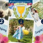 Zwycięzcy konkursu #HelloSpringContest 2018!