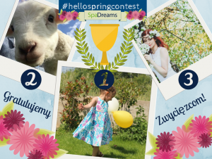 Spring Contest Winners